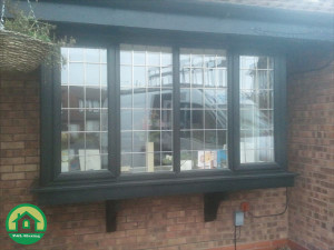 Cloudy to Clear service from P&L Glazing